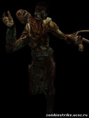 Категория модели зомби добавил zombie